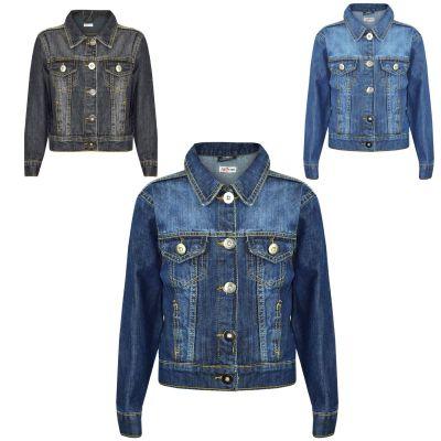 A2Z Trendz Kids Girls Jackets Designer's Denim Style Trendy Fashion Jeans Jacket Stylish Coats Age 3 4 5 6 7 8 9 10 11 12 13 Years