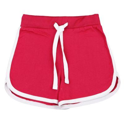 A2Z Trendz Kids Girls Shorts 100% Cotton Gym Dance Sports Trendy Fashion Pink Summer Hot Short Running Pants New Age 5 6 7 8 9 10 11 12 13 Years