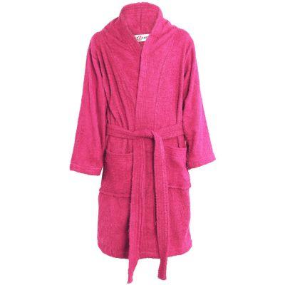 Girls Boys Pink Towel Bathrobe