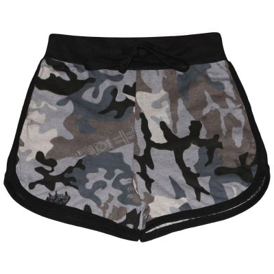 A2Z Trendz Kids Girls Shorts 100% Cotton Gym Dance Sports Trendy Fashion Camouflage Charcoal Summer Hot Short Running Pants New Age 5 6 7 8 9 10 11 12 13 Years