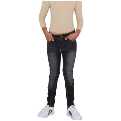 A2Z Trendz Kids Girls Skinny Jeans Designer's Black Denim Stretchy Pants Fashion Fit Trousers New Age 5 6 7 8 9 10 11 12 13 Years