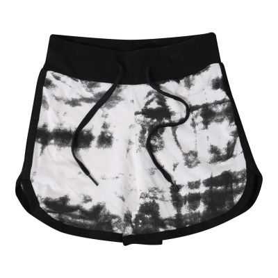 Girls Tie Dye Print Hot Shorts