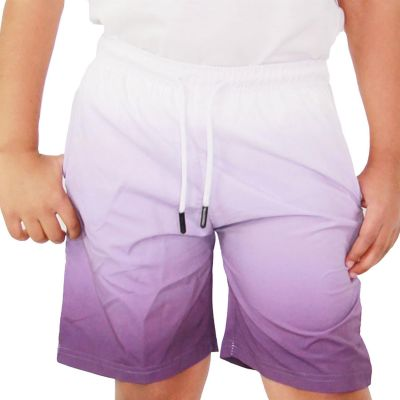 A2Z Trendz Kids Girls Shorts Two Tone Purple Chino Summer Short Casual Knee Length Half Pant New Age 3 4 5 6 7 8 9 10 11 12 13 Years