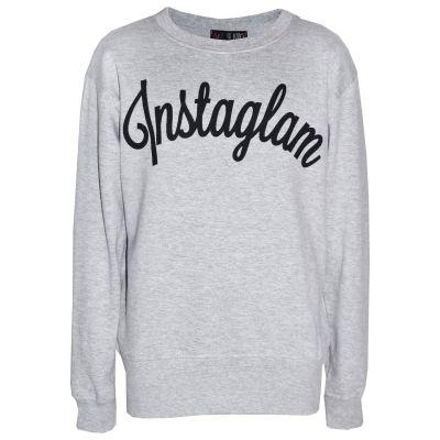 A2Z Trendz Kids Top Girls Boys Instaglam Print Sweatshirt Tops Jumper Shirt New Age 5 6 7 8 9 10 11 12 Years