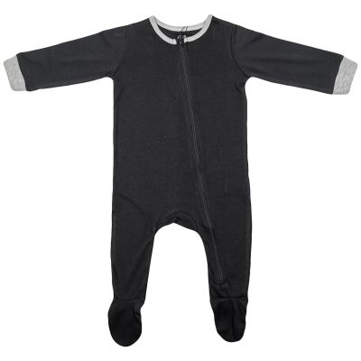 A2Z Trendz Kids Girls Boys Toddlers Romper Black Onesie Sleepsuit All In One Jumpsuit Playsuit Nightwear New Age 0 1 2 3 Years