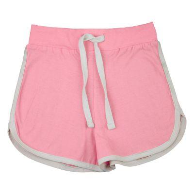 A2Z Trendz Kids Girls Shorts 100% Cotton Gym Dance Sports Trendy Fashion Baby Pink Summer Hot Short Running Pants New Age 5 6 7 8 9 10 11 12 13 Years