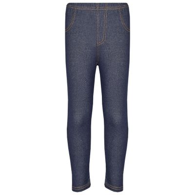 A2Z Trendz Kids Girls Stretchy Jeggings Designer's Blue Denim Stylish Jeans Pants Fashion Trousers Leggings New Age 5 6 7 8 9 10 11 12 13 Years