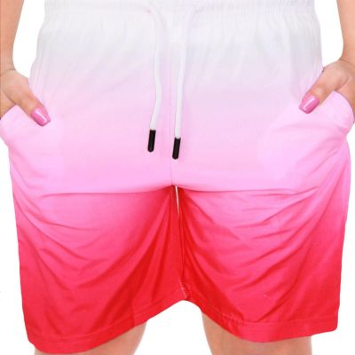 A2Z Trendz Kids Girls Shorts Two Tone Pink Chino Summer Short Casual Knee Length Half Pant New Age 3 4 5 6 7 8 9 10 11 12 13 Years