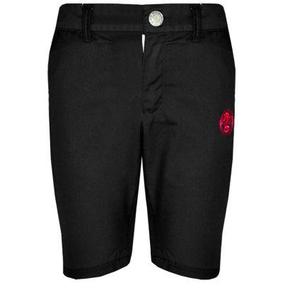 A2Z Trendz Boys Summer Shorts Kids Cotton Black Chino Shorts Knee Length Half Pant New Age 2-13 Years