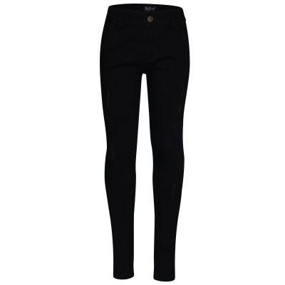 A2Z Trendz Kids Boys Skinny Jeans Designer Black Denim Ripped Bikers Fashion Stretchy Pants Trendy Slim Fit Adjustable Waist Trousers New Age 5 6 7 8 9 10 11 12 13 Years