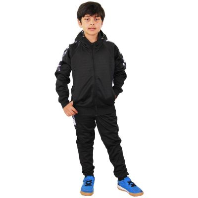 A2Z Trendz Kids Boys Girls Tracksuit Camouflage Side Panelled Hooded Zipped Top Bottom Jogging Suit Sports Joggers New Age 5 6 7 8 9 10 11 12 13 Years