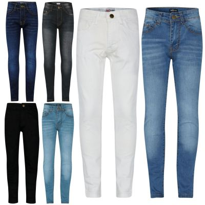 A2Z Trendz Kids Girls Skinny Jeans Designer's Denim Stretchy Pants Fashion Fit Trousers New Age 5 6 7 8 9 10 11 12 13 Years