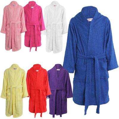 Girls Boys Towel Bathrobe