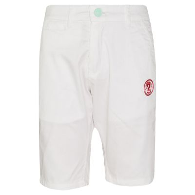 A2Z Trendz Boys Summer Shorts Kids Cotton White Chino Shorts Knee Length Half Pant New Age 2-13 Years