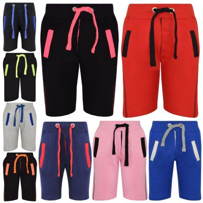 A2Z Trendz Kids Shorts Girls Boys Fleece Chino Shorts Casual Knee Length Half Pant New Age 5 6 7 8 9 10 11 12 13 Years