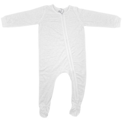 A2Z Trendz Kids Girls Boys Toddlers Romper White Onesie Sleepsuit All In One Jumpsuit Playsuit Nightwear New Age 0 1 2 3 Years