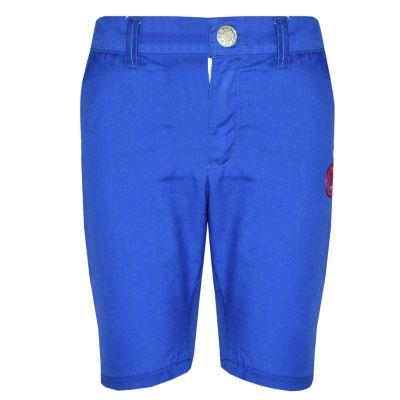 A2Z Trendz Boys Summer Shorts Kids Cotton Royal Blue Chino Shorts Knee Length Half Pant New Age 2-13 Years
