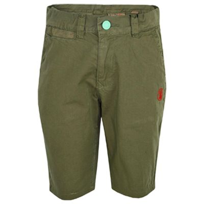 A2Z Trendz Boys Summer Shorts Kids Cotton Olive Chino Shorts Knee Length Half Pant New Age 2-13 Years