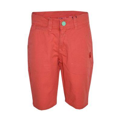 A2Z Trendz Boys Summer Shorts Kids Cotton Orange Chino Shorts Knee Length Half Pant New Age 2-13 Years