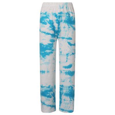 Girls Tie Dye Print Palazzo Trouser