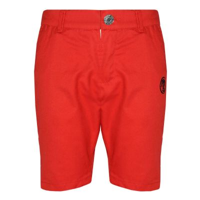 A2Z Trendz Boys Summer Shorts Kids Cotton Red Chino Shorts Knee Length Half Pant New Age 2-13 Years