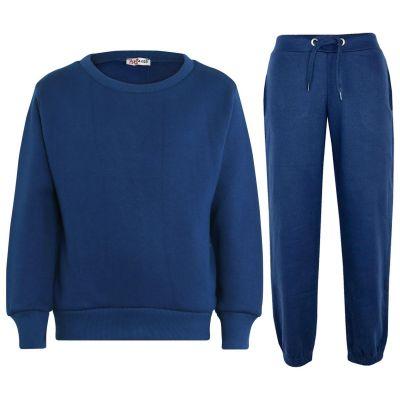 Girls Boys Sweatshirt & Bottom Tracksuit