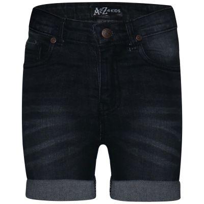 A2Z Trendz Kids Girls Shorts Bermuda Black Skinny Jeans Hot Pants Summer Denim Chino Short Casual Hal Pant New Age 5 6 7 8 9 10 11 12 13 Years
