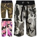 A2Z Trendz Kids Shorts Girls Boys Designer's Camouflage Print Cotton Chino Shorts Casual Knee Length Half Pant Age 5-13 Years