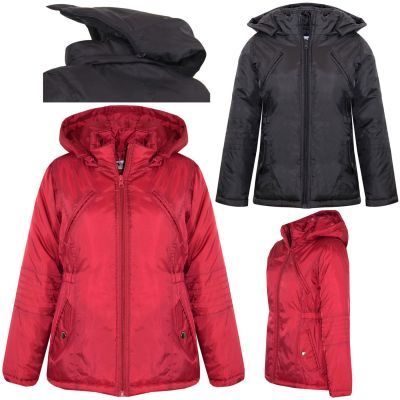 A2Z 4 Kids/® Boys Jackets Kids Designers Foam Padded Puffa School Coat Quilted Warm Thick Jacket Coats Age 3 4 5 6 7 8 9 10 11 12 13 Years