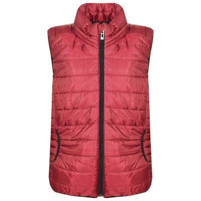 A2Z 4 Kids/® Kids Girls Boys Plain Gilet Fleece Hoodie Zipper Sleeveless Jacket Age 5 6 7 8 9 10 11 12 13 Years